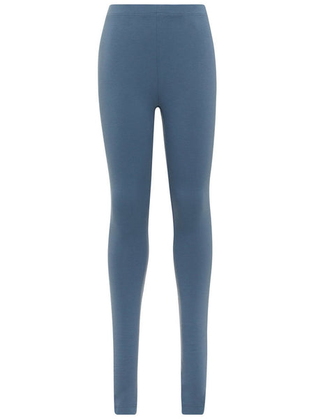 Name it Girls Solid Leggings ODYSSEY GRAY FRONT