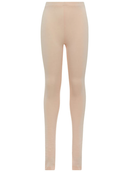 Name it Girls Solid Leggings PEACHY KEEN FRONT