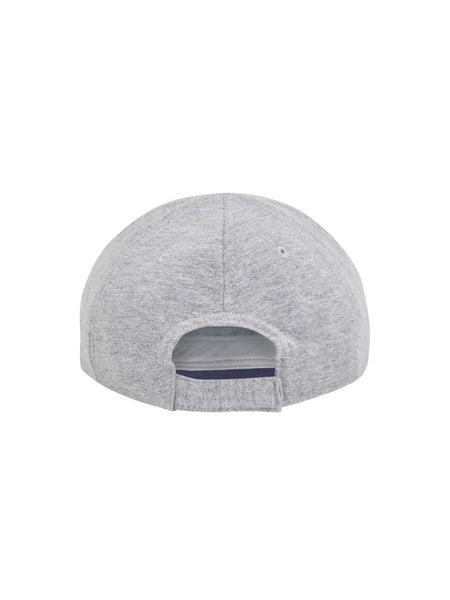 Name it Mini Boy Cap with Tiger Print in Grey BACK