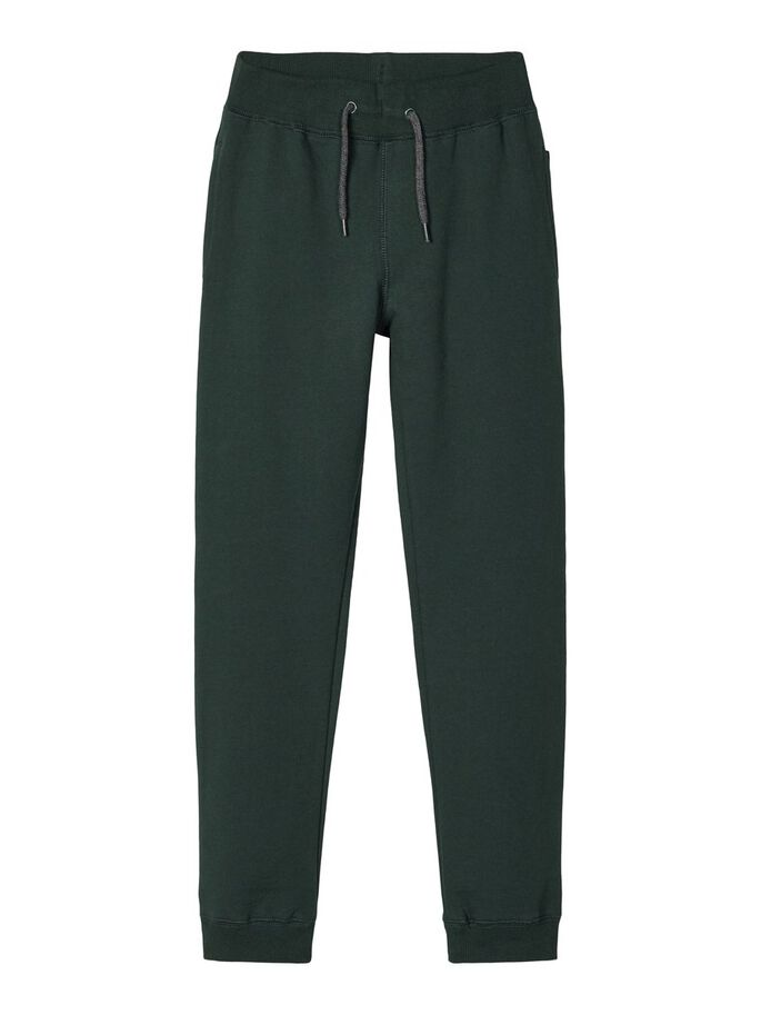 Name it Boys Dark Green Sweat Pants