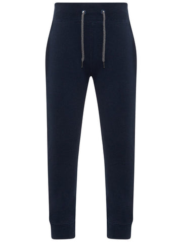 Name it Boys Navy Sweat Bottoms front