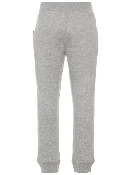 Name it Boys Solid Grey Sweat Pants BACK