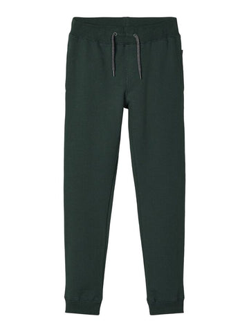 Name it Boys Dark Green Sweatpants