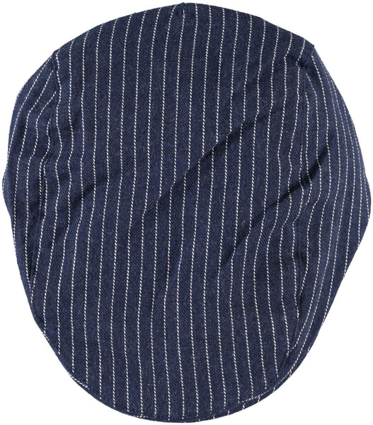 Name it Mini Boy Cotton Flat Cap in Navy TOP