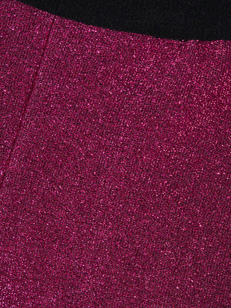 Name it Mini Girl Glitter Leggings in Pink CLOSE UP