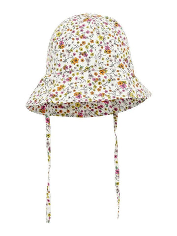 Name it Mini Girl Sun Hat with UV Protection in Pink & Blue