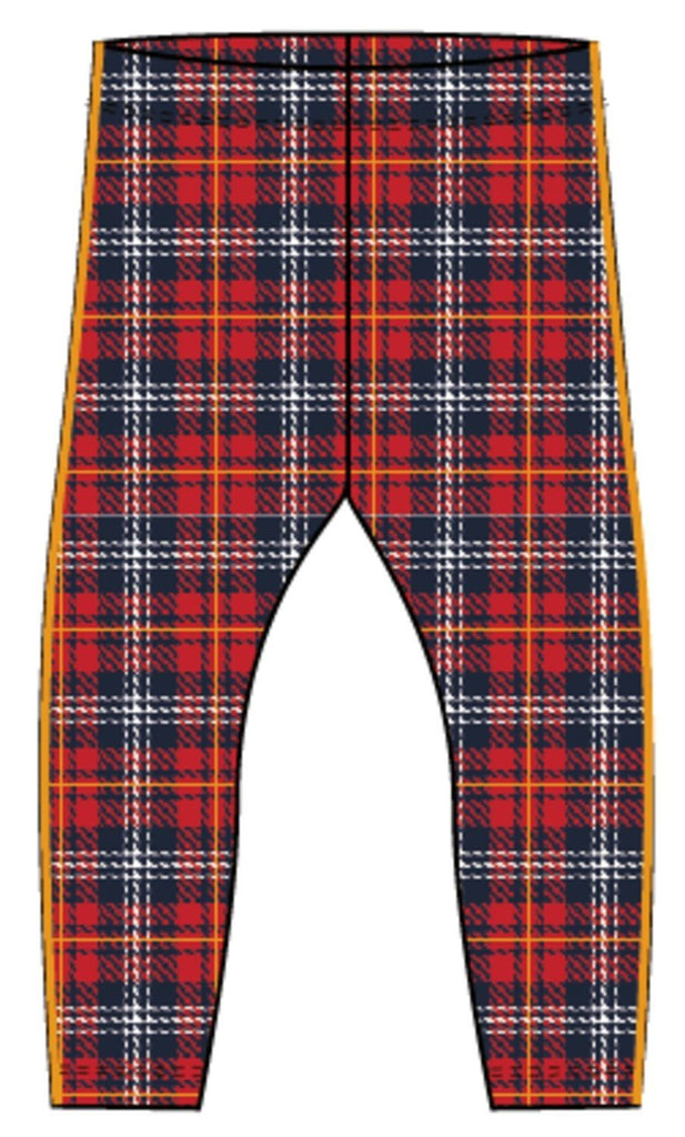 Name it Baby Girl Organic Cotton Red Tartan Leggings
