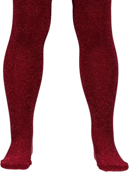 Name it Mini Girl Solid Glitter Tights