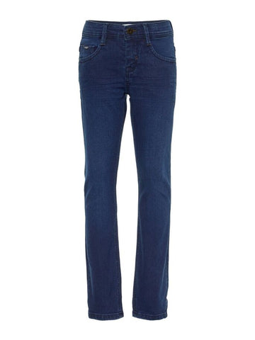Name it Boys Regular Stretch Denim Jeans