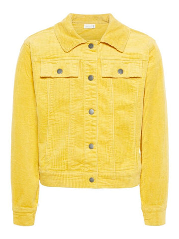 Name it Girls Corduroy Fashion Jacket