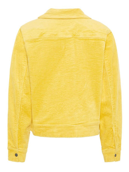 Name it Girls Lemon Corduroy Jacket