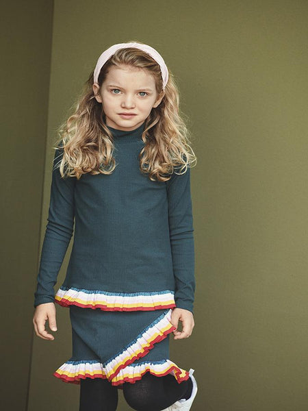 Kids Frilled Skirt