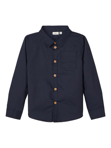 Name it Boys Navy Shirt