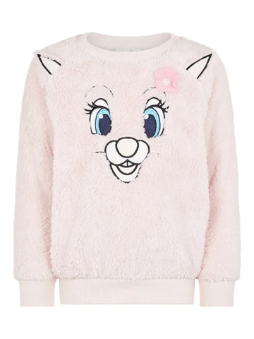 Name it Mini Girl Fluffy Bunny Pullover