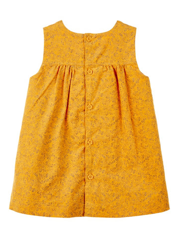 Name it Baby Girl Cotton Corduroy Dress