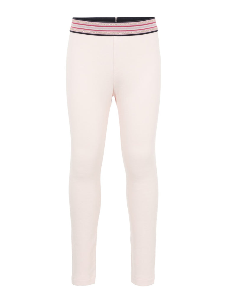 Name it Mini Girl Brushed Cotton Leggings with Glittery Waist
