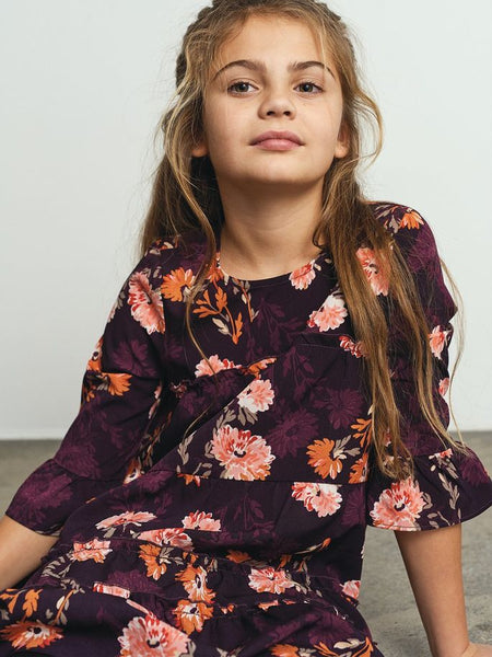 Name it Girls Floral Dress