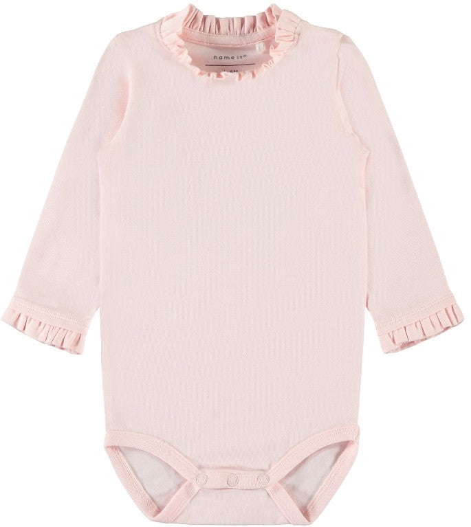 Name it Baby Girl Long Sleeved Body Top