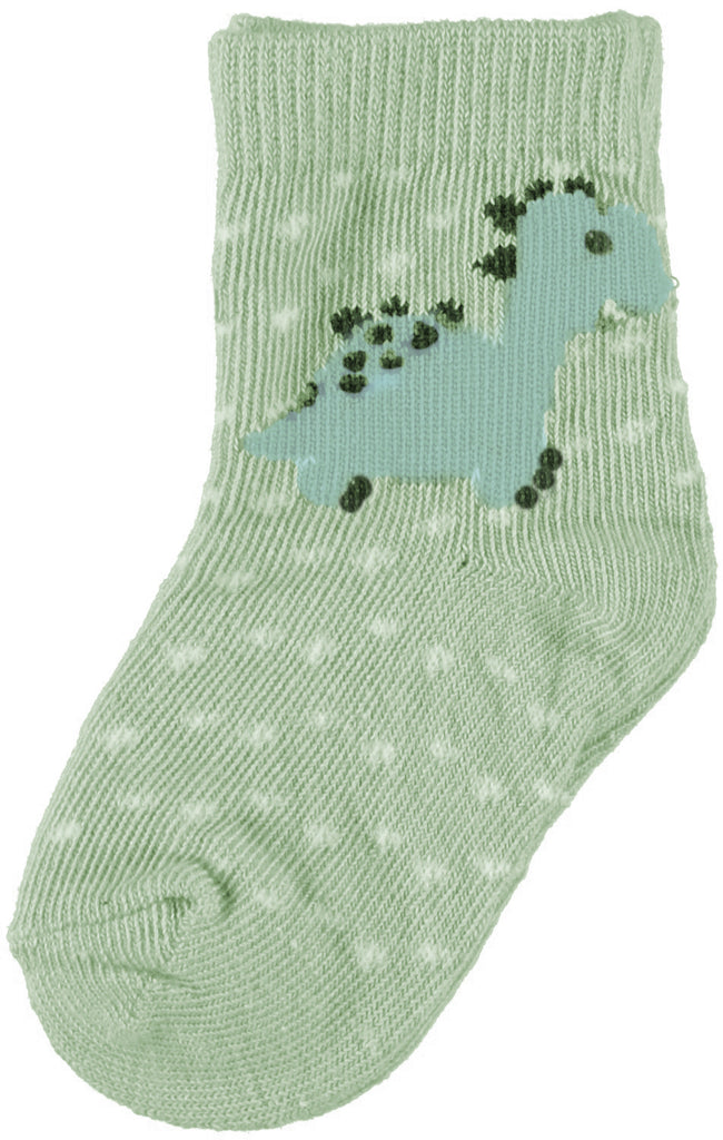 Name it Baby Boy Dinosaur Cotton Socks