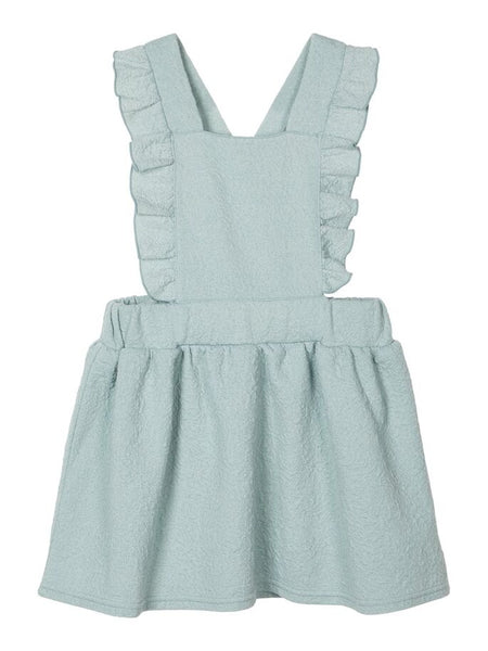 Name it Mini Girl Glittery Pinafore Dress