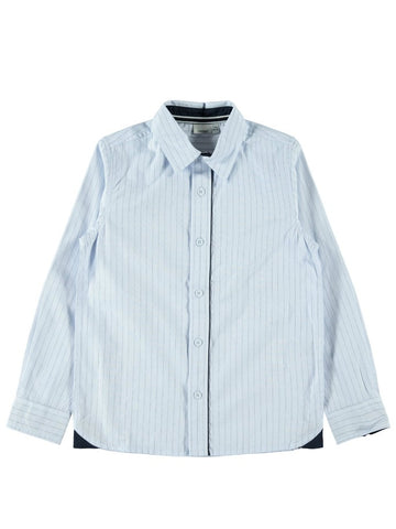 Name it Boys Smart Light Blue Shirt