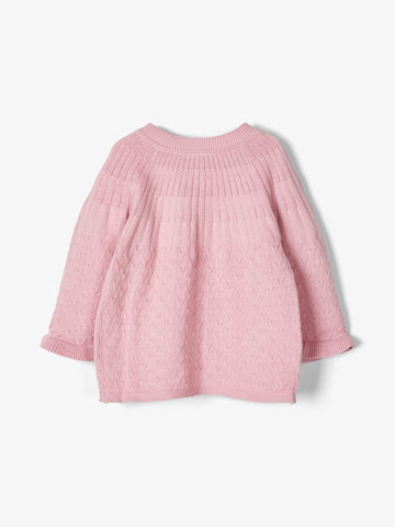 Name it Baby Girl Pink Cardigan