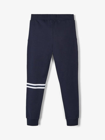 Name it Boys Navy Cotton Sweatpants