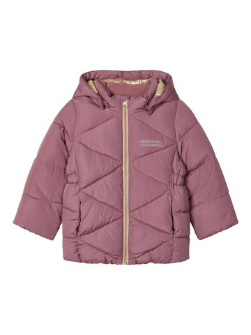 Name it Girls Quilted Winter Puffer Jacket
