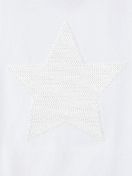 Name it Girls Short Sleeved Star T-Shirt