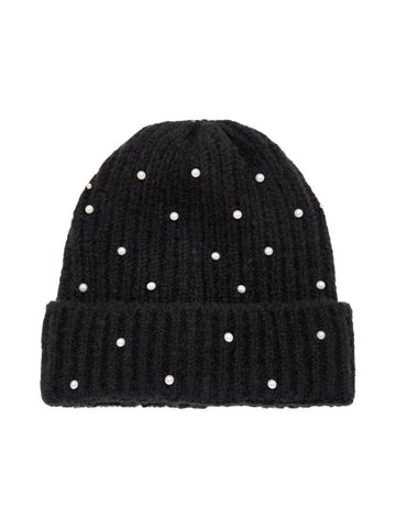 Name it Girls Pearl Embellished Knitted Hat