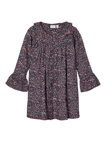 Name it Mini Girl Long Sleeve Dress