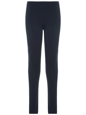 Name it Girls Navy Winter Legging with Brushed Inner Fabric