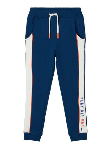 "Name it Toddler Boy ""Play All Day"" Sweat Pants"