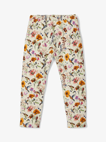 Name it Mini Girl Autumn Print Sweat Pants