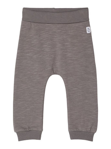 Baby Boy Soft Pull-Up Sweatpants