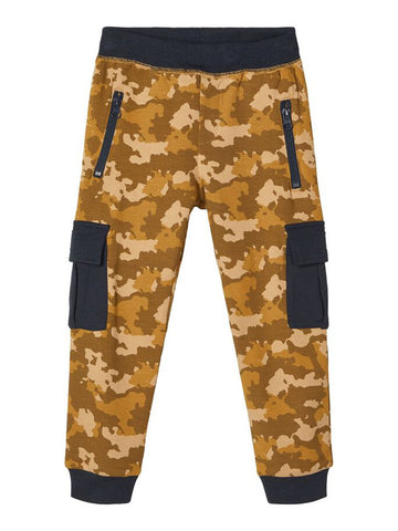 Name it Mini Boy Camouflage Sweatpants