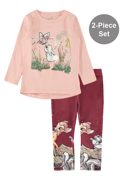 Disney BAMBI 2-Piece Legging Set