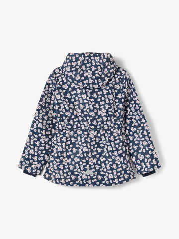 Name it Girls Spring Jacket Daisy Print