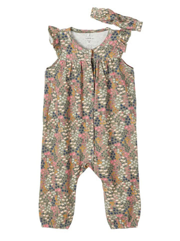 Name it Baby Girl 2-Piece Romper Set