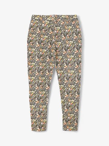 Name it Girls Colourful Stretch Patterned Pants