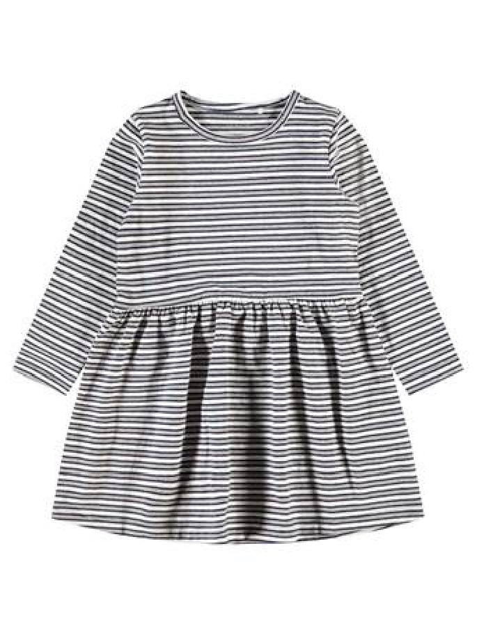 Name it Mini Girl Stripy Cotton Dress
