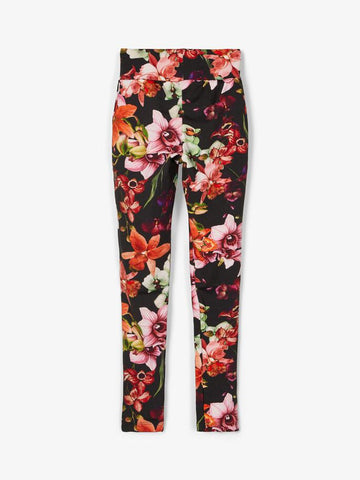 Name it Girls Floral Design Leggings