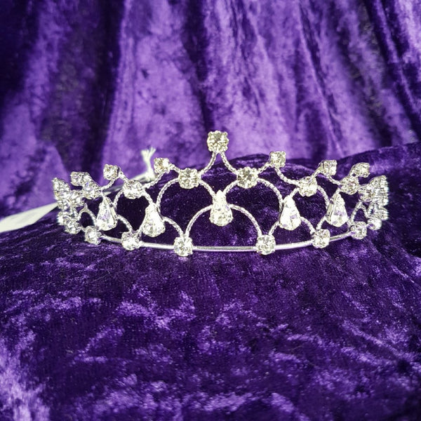 Communion tiara by Little People 3237