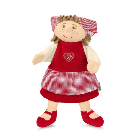 Gretel / Little Red Riding Hood Hand Puppet