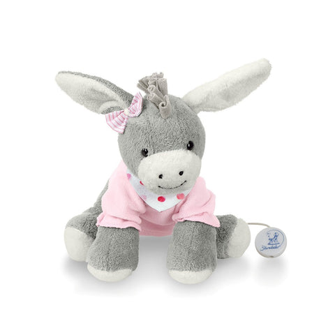 Emmi Girl Musical Pull String Donkey Medium