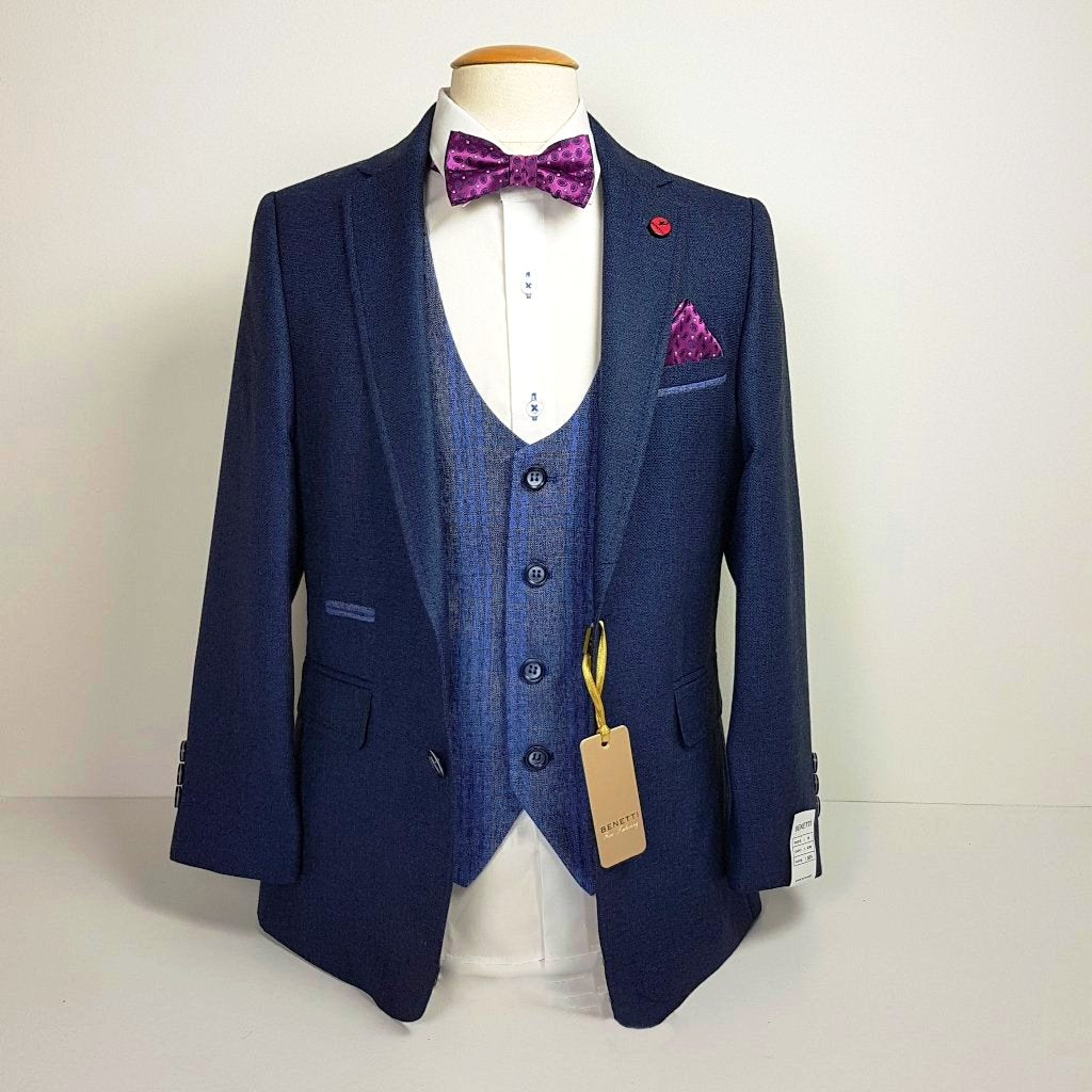 Boys Communion Suit by Benetti