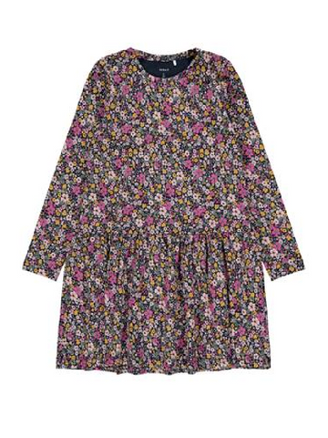 Name it Girls Floral Cotton Dress