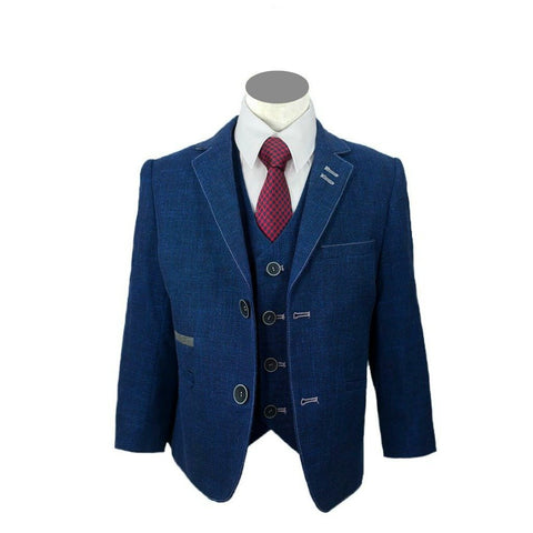 Boys Miami 3-Piece Suit