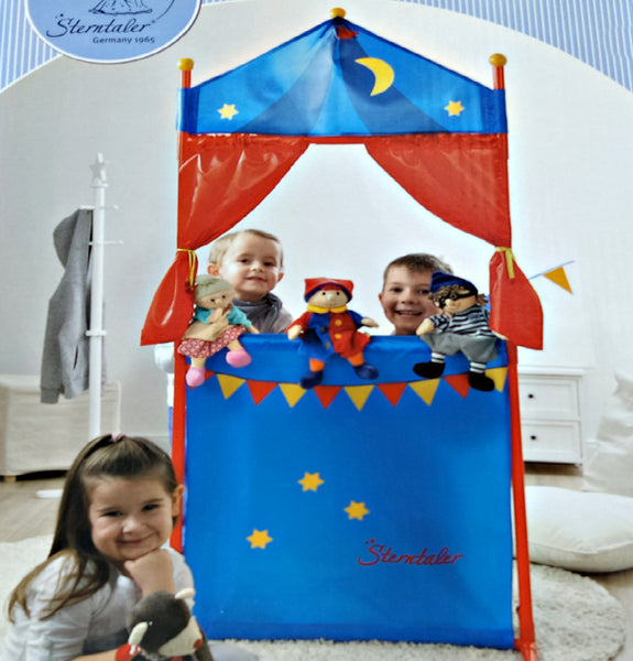 Colourful Puppet Theatre