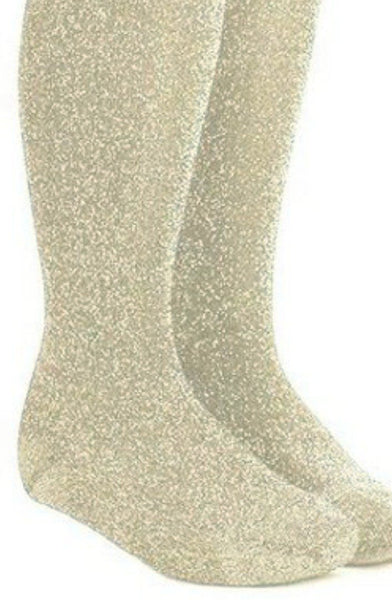 Name it Girls Solid Glitter Tights